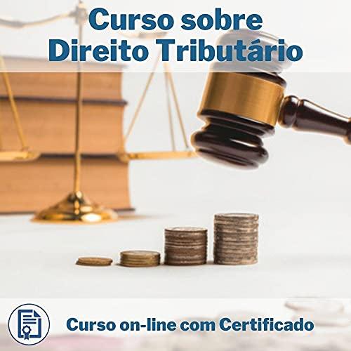 Curso Online em videoaula sobre Direito Tributário com Certificado + 2 brindes