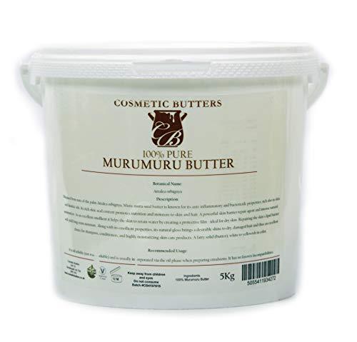 Murumuru Butter Refined - 100% Pure and Natural - 5Kg