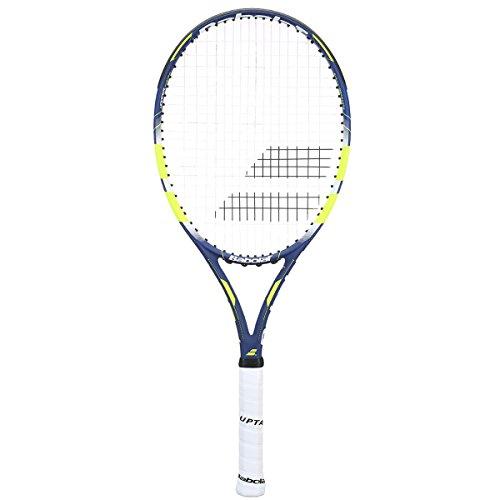 Babolat Flow 105 besaitet blau-gelb 2016 Komfort Tennisschlaeger, Griffstärke Auswählen:L 2