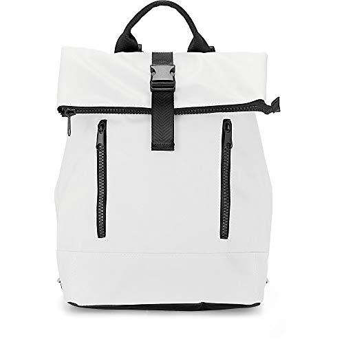 Cox Erwachsene (Unisex) Trend-Rucksack Weiß Synthetik 0
