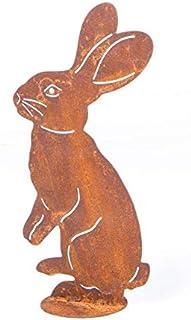 Tischdeko 20 St/ück Serviette Hase in der Wiese Tier Osterhase