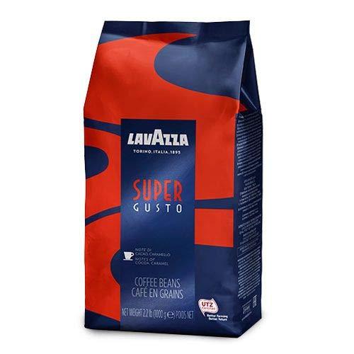 Lavazza Kaffee Espresso Super Gusto, 1 x 1000 g
