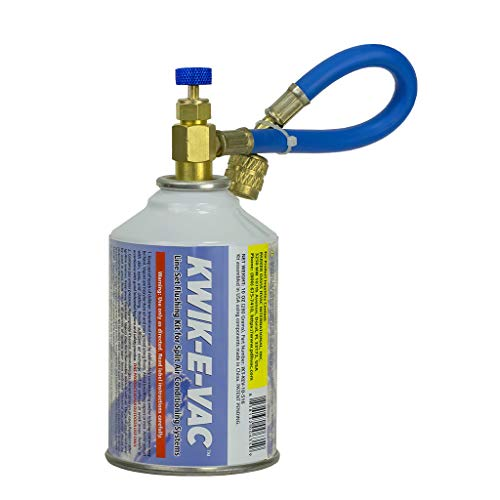 Pioneer KWIK-E-VAC Line Set Flushing Kit Installation Simplifier for Mini Split Air Conditioning Systems