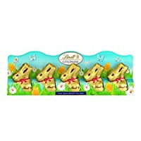 Lindt Mini GOLDHASE, 5er