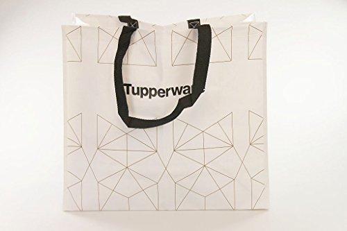 TUPPERWARE Bolsa de la compra blanco