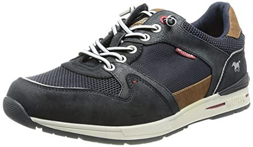 MUSTANG Herren 4154-308-820 Sneaker, navy, 46 EU