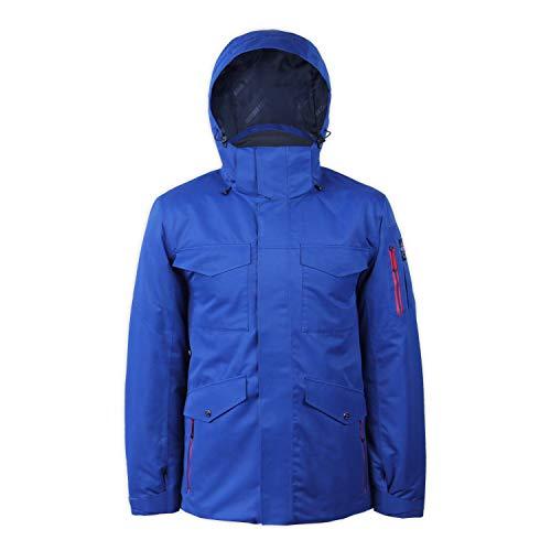 Boulder Gear Teton - Chaqueta de esquí para Hombre - Azul - Large