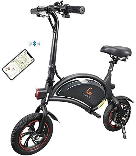 Kugoo B1 Electric Bike, Foldable City Bicycle with 250W Brushless Motor,...