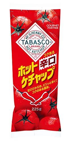 正田醤油 タバスコホットケチャップ 225g ×5本