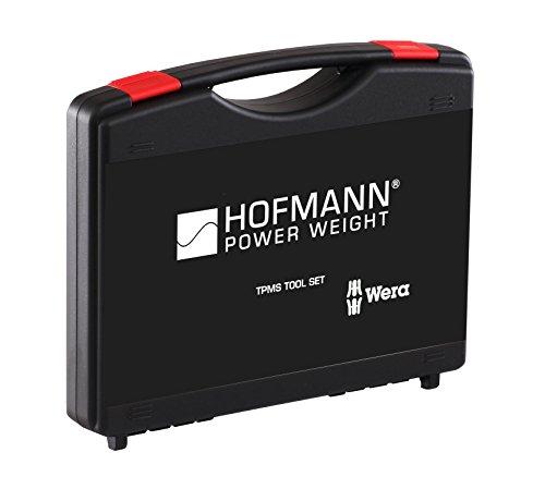Hofmann Power Weight TPMS Reifendruckkontrollsystem,104-teiliges RDKS Tool
