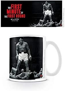 Muhammed Ali Ali v Liston Ceramic Mug, Multi-Colour, 7.9 x 11 x 9.3 cm