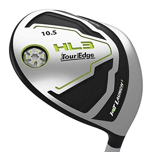 Tour Edge Hot Launch 3 Driver 9.5 UST Mamiya HL3 Graphite Stiff Right Handed 45 in