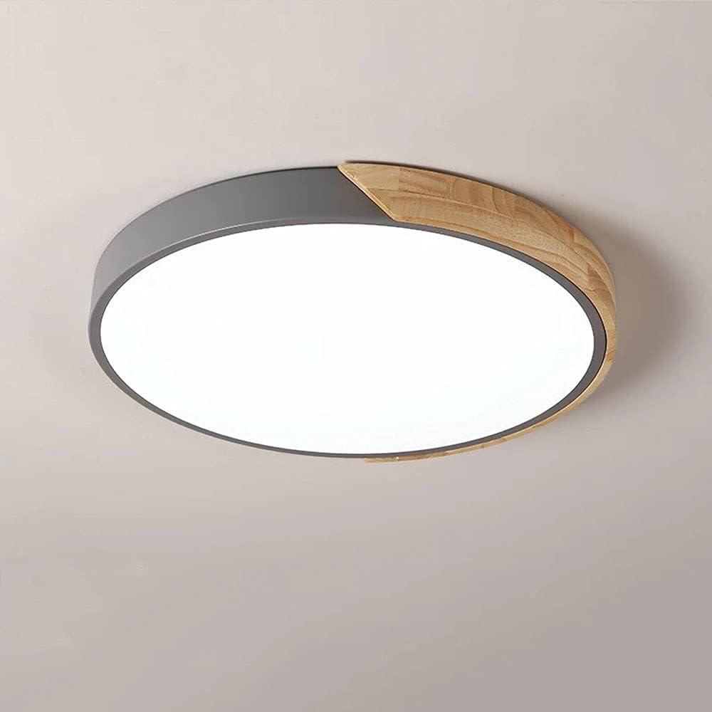 Finally popular brand JISHUBO LED Flush Mount Detroit Mall Ceiling Three-C Light Adjustable Fixture