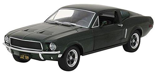Greenlight–(Maßstab 1: 24 Bullitt (1968)–1968Ford Mustang GT Fastback–84041