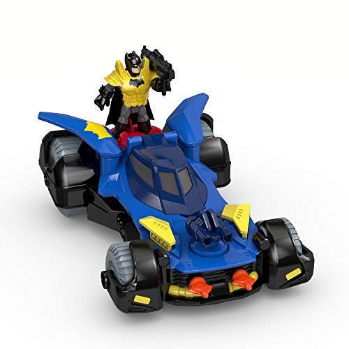Product Image of the Fisher-Price Imaginext DC Super Friends, Batmobile