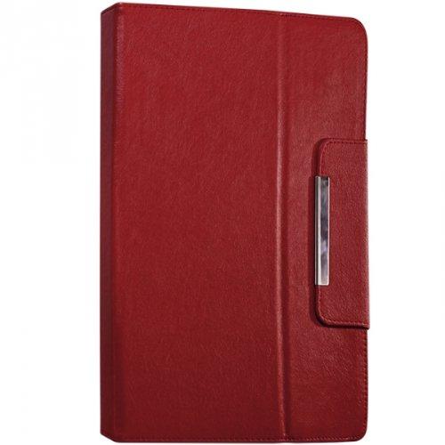 Seluxion-Funda tipo libro universal para tablet ASUS Nexus 7 2013 () () 7 ', color rojo