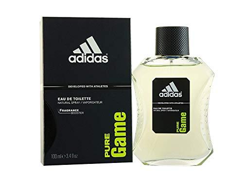 Adidas Pure Game by Adidas Eau De Toilette Spray 3.4 oz -100% Authentic for Men