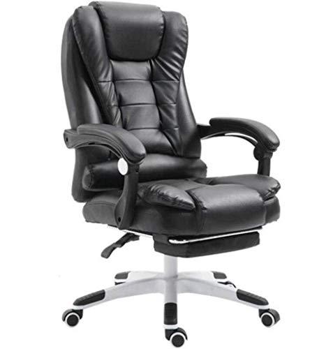 Silla de oficina para el respaldo de la computadora, mesa de estudio y silla Silla de restaurante, silla de jardín de lujo, estructura de metal de acero fuerte, silla plegable, color negro