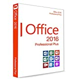 Office 2016 Professional Plus Lifetime Licence Key | 32/64-bit | PC,one-time purchase (key card)