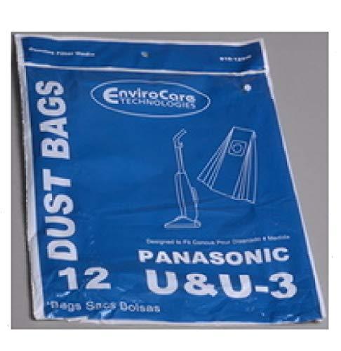 Panasonic Typ U/U3Staubsaugerbeutel Standard Filtration