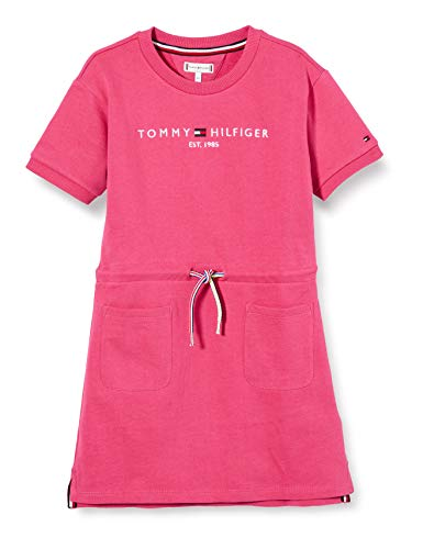 Tommy Hilfiger Essential Dress S/S Vestido para Niñas