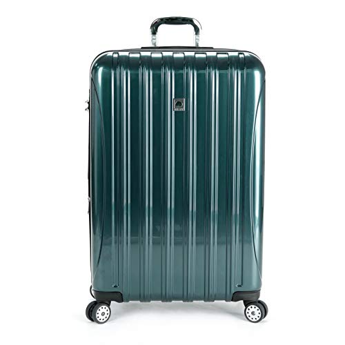 Delsey Luggage Helium Aero 29 Inch Expandable Spinner Trolley, One Size - Teal