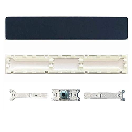 Replacement Spacebar Key Cap and Hinge and Base Gasket for MacBook Pro Retina 13' / 15' A1989 A1990 2018-2019 Year for MacBook Air 13' A1932 2018-2019 Year Keyboard Space bar keycap