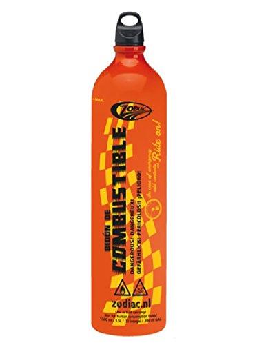 Zodiac Gasoline Tankflasche 1,5 Liter Benzin Notfall Reservekanister