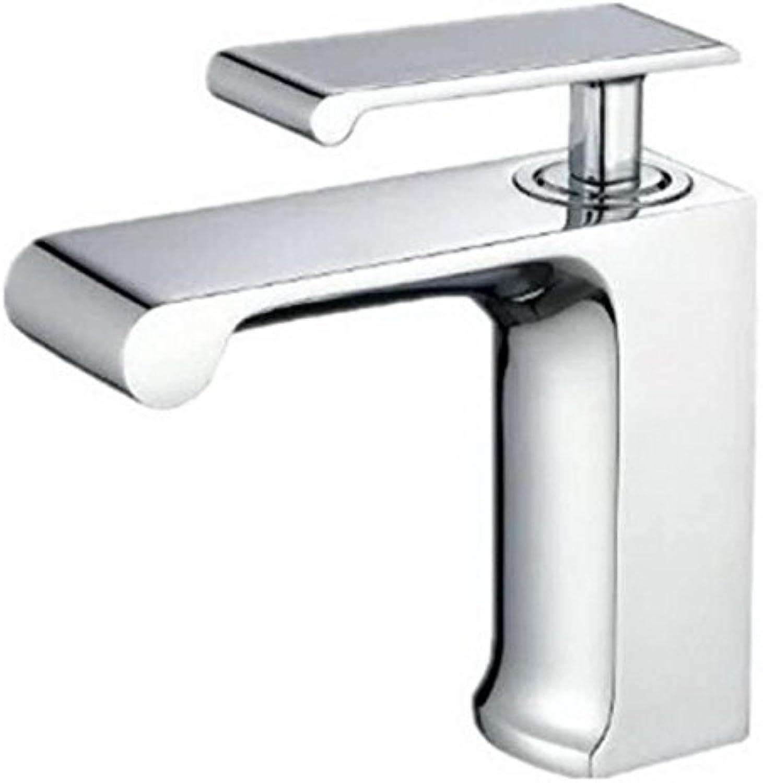 Decorry Alle Kupfer Wasserfall, Wasser Gekühlt Hei Waschbecken Wasserhahn, Waschbecken Kopf Wasserhahn, Waschbecken Tippen Sie Oben, Keramische Scheibe Spule, B