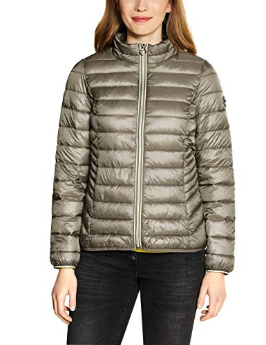 Cecil Damen Gesteppte Jacke, Luminous Taupe, Small