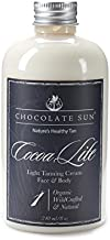 Chocolate Sun - Cocoa Lite Face & Body Tanning Cream (fair to medium skin tones)