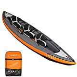 Itiwit Kayak inflable Touring 2/3 Lugares - Naranja