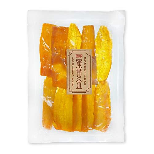干し焼き芋 蜜黄金 160g 鹿児島県産さつまいも 紅はるか使用 干し芋 ほしいも