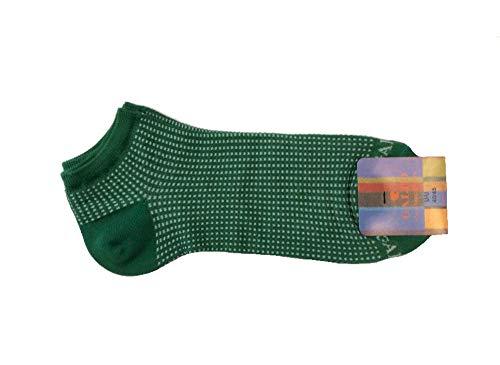 Gallo - Calcetines de algodón ligero, color verde