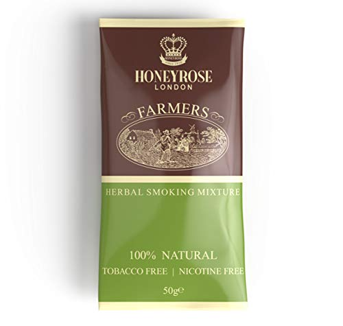 Honeyrose Farmers Honeyblend Smoking Mix 50g