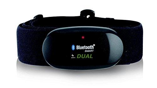 BLUETOOTH 4.0 und ANT BRUSTGURT für RUNTASTIC, WAHOO, STRAVA App, für iPhone 4S / 5 / 5C / 5S / 6 / 6S / 6 plus / SE / 7 / 7S / 7 plus / 8 / X , Herzfrequenzmesser