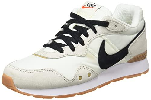 Nike Venture Runner, Zapatillas para Correr Hombre, Sail Black Light Bone Gum Light Brown, 43 EU