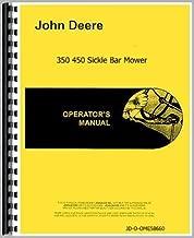 Best john deere 350 sickle mower operators manual Reviews