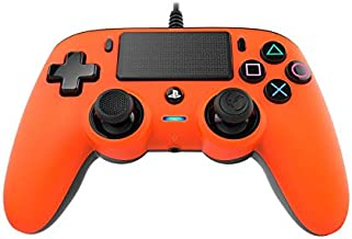 Nacon Wired Compact Controller (PS4), Orange