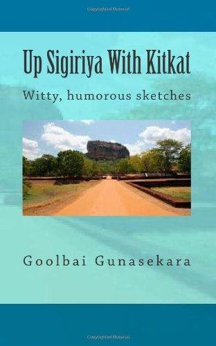 Up Sigiriya With Kitkat