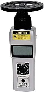 Tachometer, 6 to 99, 999 rpm