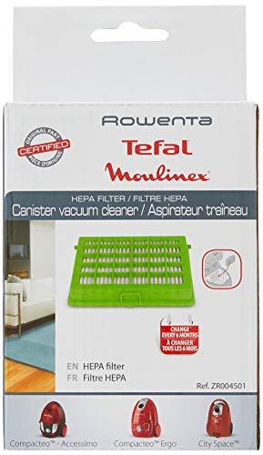 Moulinex ZR004501 Filtre (H)epa pour Aspirateur Accessimo / Compacteo / Compacteo Ergo / City Space