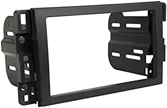 Scosche GM1598AB Single/Double DIN Installation Dash Kit for 2006-Up Chevrolet Impala/Tahoe