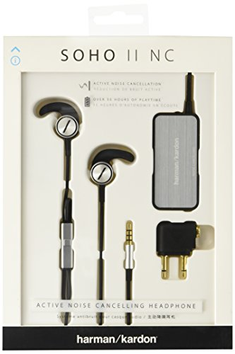 Harman Kardon Soho II Noise Cancelling Earbud Headphones