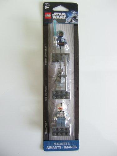 LEGO 853130 Star Wars - Figuras magnéticas de Anakin Skywalker, THI-Sen y piloto
