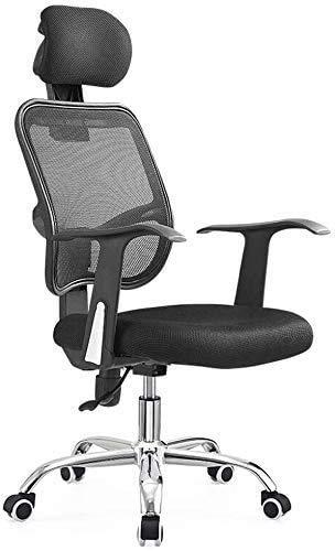 Elegante silla oficina, silla giratoria Silla de masaje de belleza de espalda alta | Silla de computadora de juego de deportes electrónicos | Silla de oficina de rotación de 360 grados con brazos, n