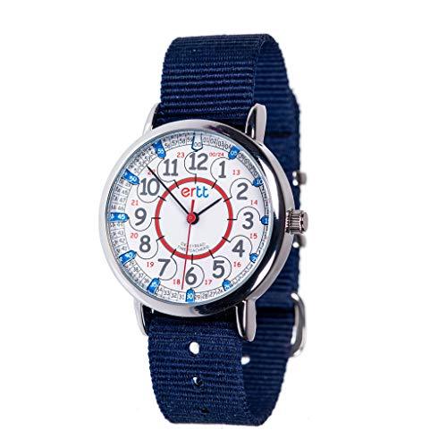 EasyRead Time Teacher ERW-RB-24 - Reloj de pulsera (correa d