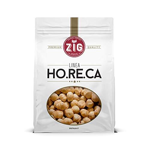ZIG - HORECA - Nocciole sgusciate tostate e pelate 1 Kg