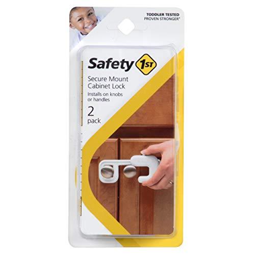 Safety 1St/Dorel - Secure Mount Cabinet Lock, 2-Pk. (HS262)