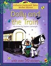 دوللي و القطار كتاب (farmyard ملصق قصص storybooks)